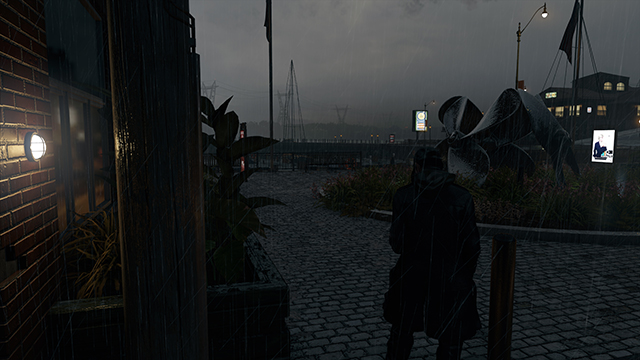 Watch Dogs - Shader Low - Example #1