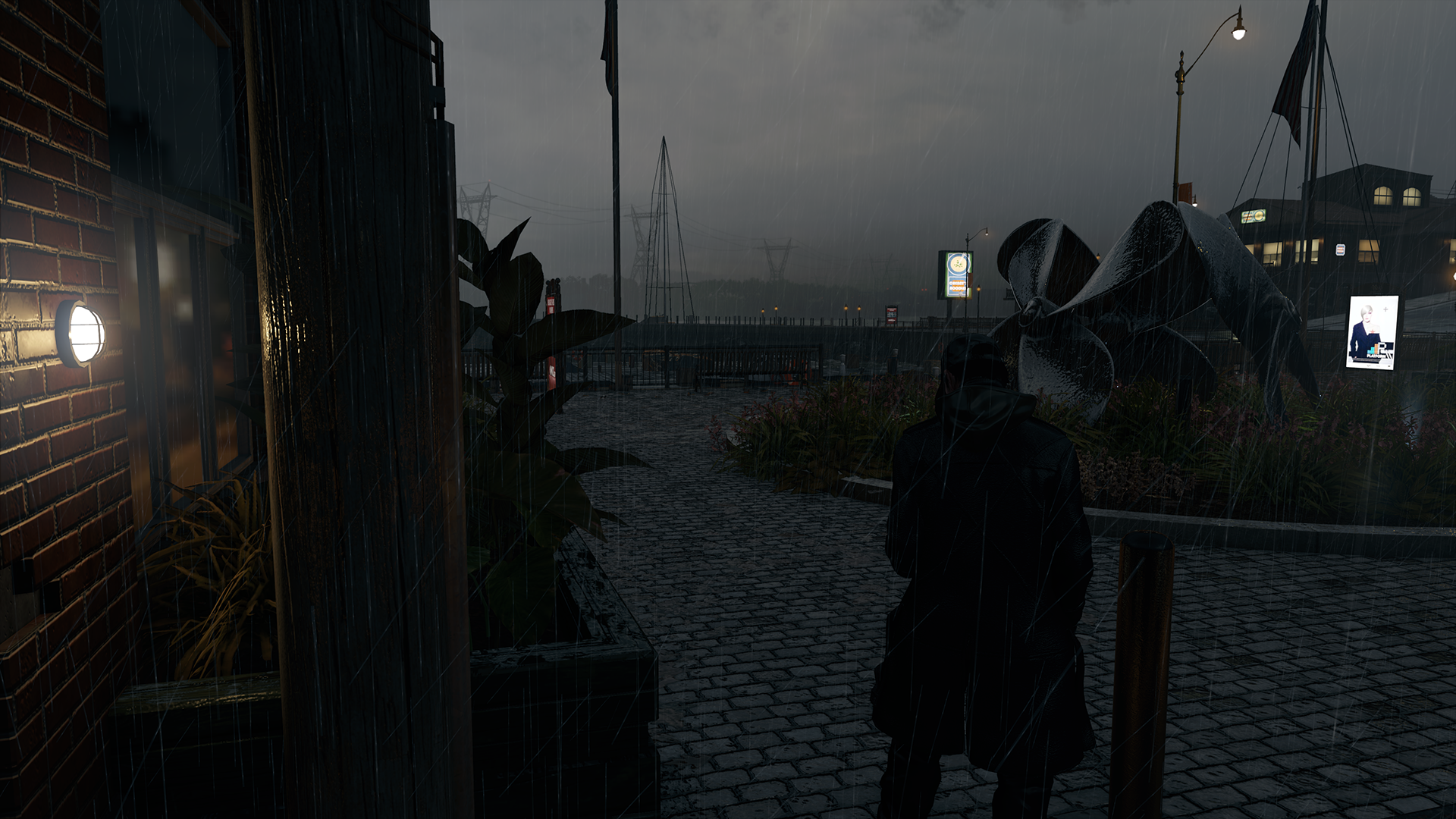 Watch Dogs  Blackout Location