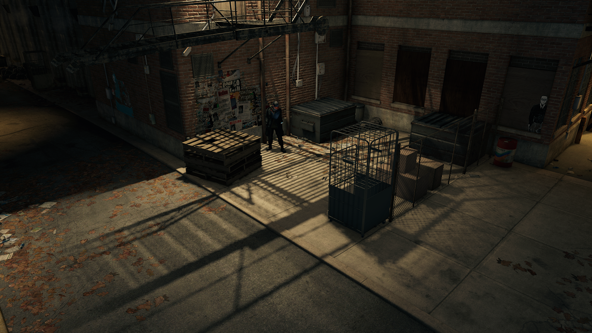 Watch Dogs Low Quality Textures
