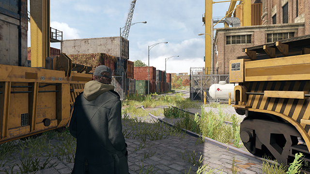 Watch Dogs - Medium Textures