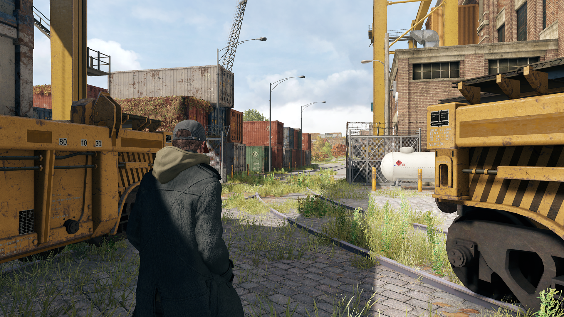 Watch Dogs Character Mod