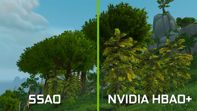 <em>World of Warcraft</em>: Warlords of Draenor - Ambient Occlusion Interactive Comparison #5