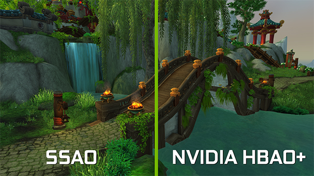 <em>World of Warcraft</em>: Warlords of Draenor - Ambient Occlusion Interactive Comparison #6