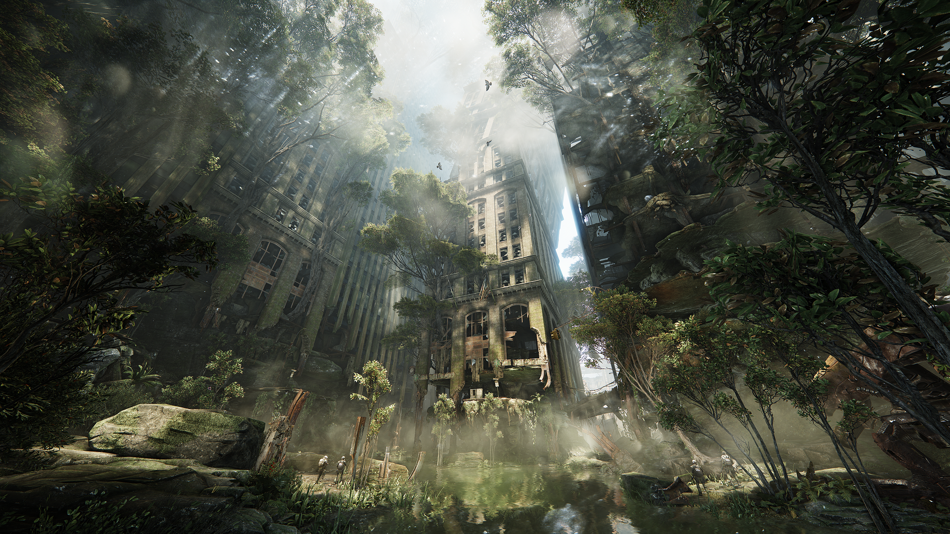 Crysis 3 graphics comparison pc maxed settings vs xbox 360 1080p - Date Posted Mar 28 2015 8