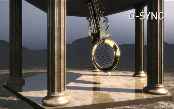 Demu G-SYNC Pendulum