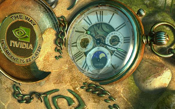 Lost Watch 2 - Edycja NVIDIA
