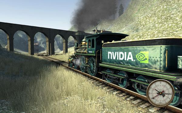 Western Railway - Edycja NVIDIA