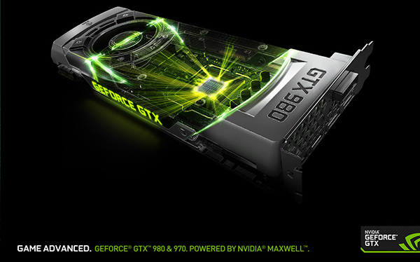 GeForce GTX 980 and 970 - Game Advanced.