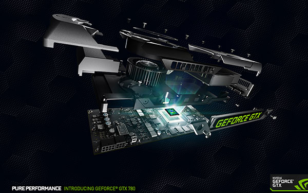 GeForce GTX 780 – Explosionsdarstellung