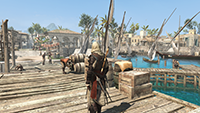 Assassin's Creed IV: Black Flag GeForce GTX 560 PC Screenshot.