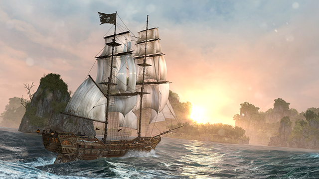 Assassin's Creed IV: Black Flag PC Screenshot.