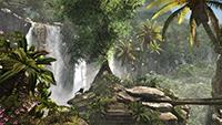 「刺客教條 4: 黑旗 (Assassin's Creed IV: Black Flag)」4K 電腦螢幕畫面截圖。