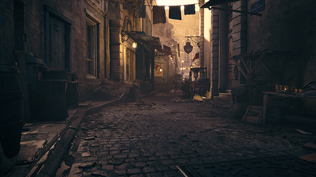 Assassin's Creed Unity - Ambient Occlusion - NVIDIA HBAO+ Interactive Comparison #2