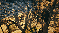 Assassin's Creed Unity - Shadow Quality Example #1 - Low Quality