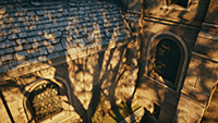 Assassin's Creed Unity - Shadow Quality Example #1 - NVIDIA PCSS