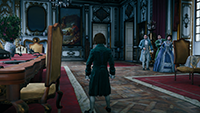 Assassin's Creed Unity - Texture Quality Example #1 - Low Quality