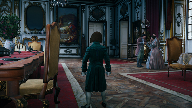 Assassin's Creed Unity - Texture Quality Interactive Comparison #1