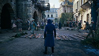Assassin's Creed Unity - Texture Quality Example #3 - Low Quality