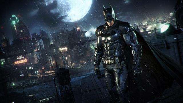 Batman: Arkham Knight & The Witcher 3: Wild Hunt NVIDIA GeForce GTX Bundle - Batman: Arkham Knight Game Screenshot