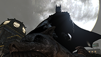 Batman: Arkham Origins 4K PC Screenshot.
