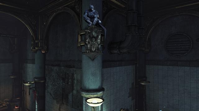 Batman: Arkham Origins NVIDIA HBAO+ Ambient Occlusion Interactive Comparison.