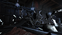 Batman: Arkham Origins NVIDIA GPU-Accelerated PhysX Screenshot.
