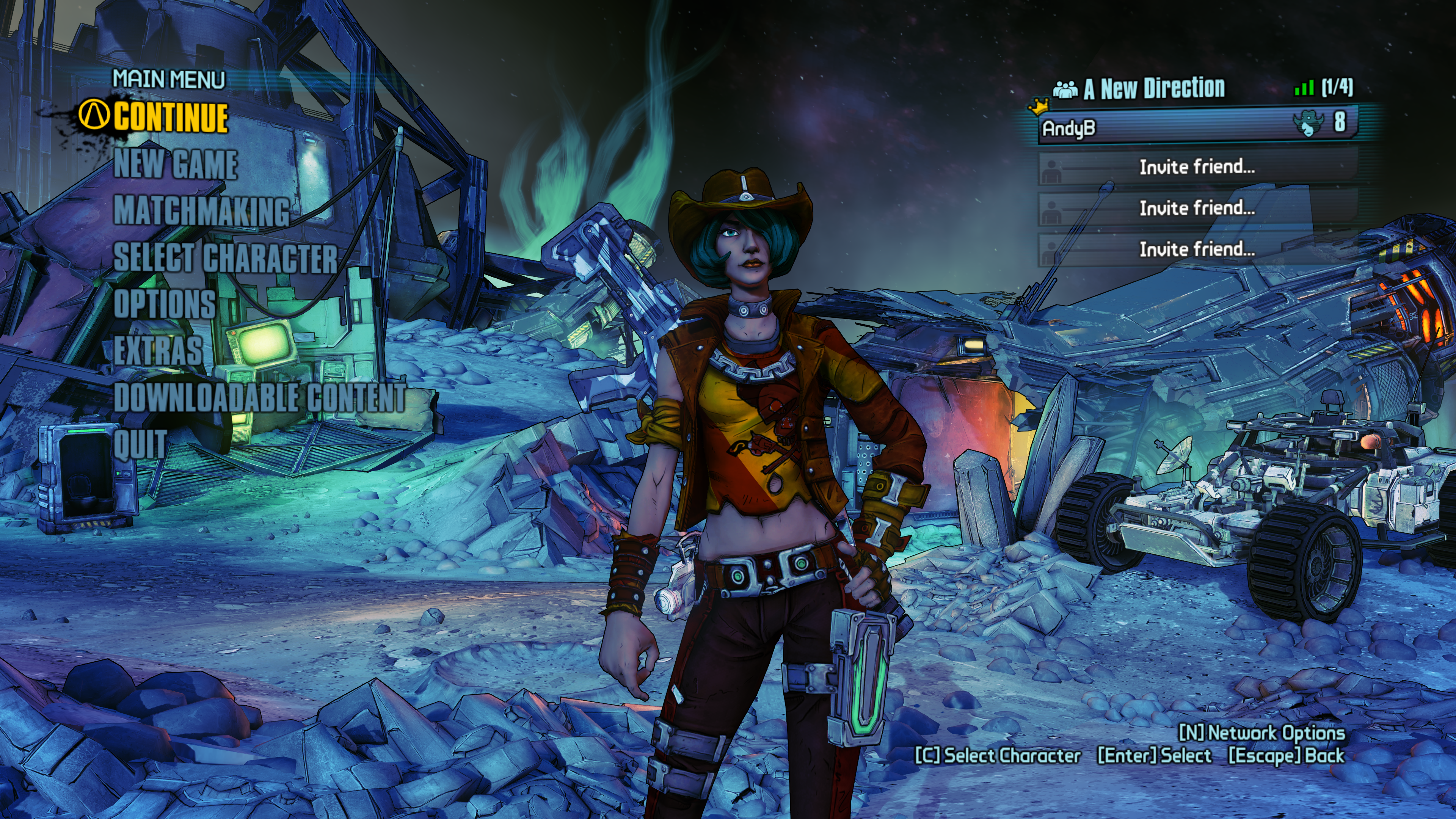 Borderlands 2 matchmaking higher levels