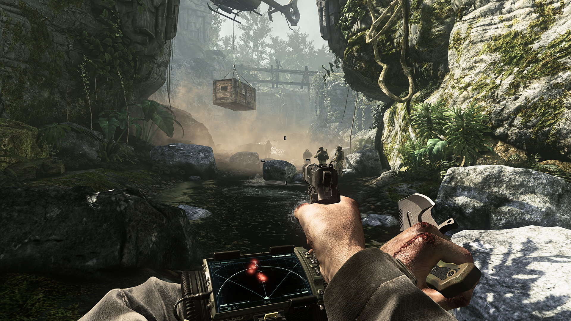 Call Of Duty Ghosts Definitive Pc Version Available Now