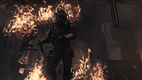 Call of Duty: Ghosts 3840x2160 4K Gaming PC Screenshot.