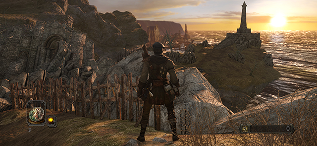 Dark Souls II - Tweaked PC Game Screenshot