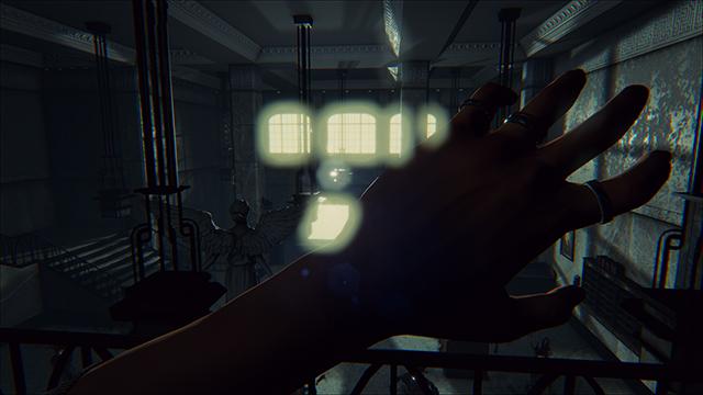 「曙光 (Daylight)」- NVIDIA 景深比較圖 #1