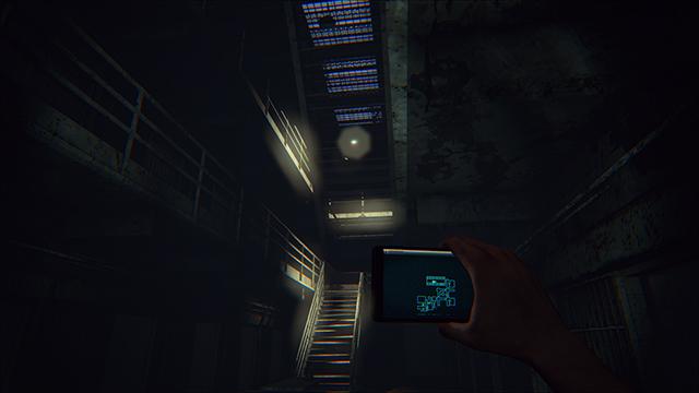 「曙光 (Daylight)」- NVIDIA 景深比較圖 #3