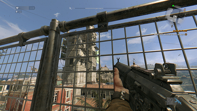 Dying Light - Anti-Aliasing Interactive Comparison #1