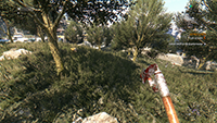 Dying Light - Foliage Quality Example #1 - High