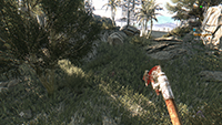 Dying Light - Foliage Quality Example #2 - High