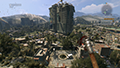 Dying Light - View Distance Example #1 - 20%