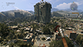 Dying Light - View Distance Example #1 - 50%