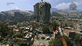 Dying Light - View Distance Example #1 - 60%