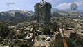 Dying Light - View Distance Example #1 - 80%