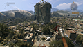 Dying Light - View Distance Example #1 - 95%