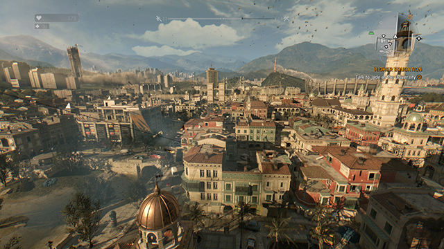 Dying Light - View Distance Comparison #2