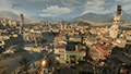 Dying Light - View Distance Example #2 - 15%