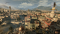 Dying Light - View Distance Example #2 - 5%