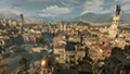 Dying Light - View Distance Example #2 - 80%