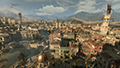 Dying Light - View Distance Example #2 - 90%