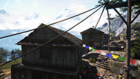 Far Cry 4 - Anti-Aliasing Quality Example #1 - NVIDIA 4xTXAA