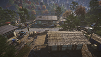Far Cry 4 - Anti-Aliasing Quality Example #3 - Anti-Aliasing Disabled