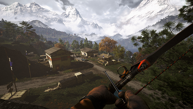 Far Cry 4 - NVIDIA Dynamic Super Resolution (DSR) Screenshot - 3840x2160