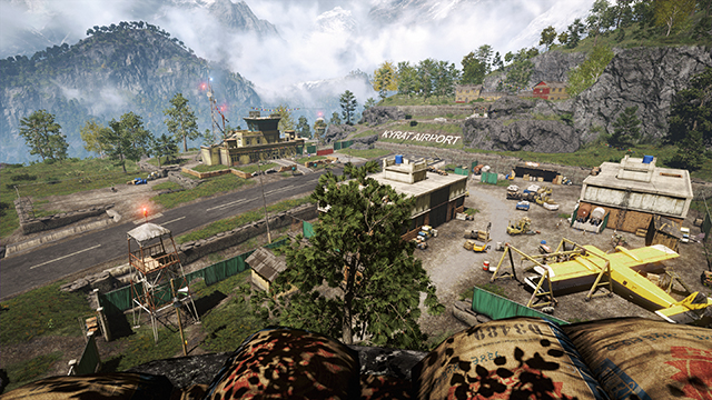 Far Cry 4 - Environment Quality Interactive Comparison #2