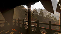 Far Cry 4 - Godrays Example #3 - NVIDIA Enhanced Godrays